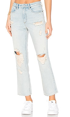 JEAN DROIT CROPPED CULT