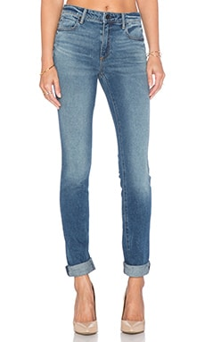 DENIM x ALEXANDER WANG Slim Jean in Medium Indigo