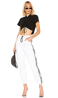 Denim X Alexander Wang Track Pant On sale