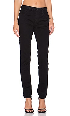 DENIM x ALEXANDER WANG 002 Relaxed Jean in Black