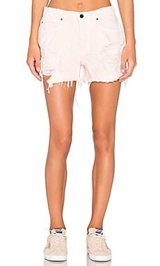 Свободные джинсовые шорты romp - DENIM x ALEXANDER WANG 413829F