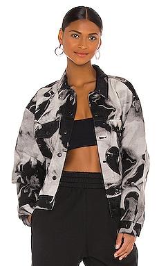 Boy Oversized Jacket DENIM x ALEXANDER WANG $525 Collections