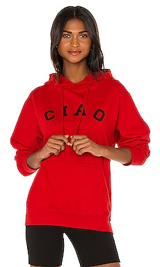 Ciao Hoodie DEPARTURE $88