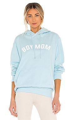 x REVOLVE Boy Mom Hoodie DEPARTURE $88 NEW
