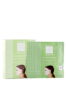 Smoothing Peptides Lace Your Face Mask 4 Pack Dermovia $55 BEST SELLER