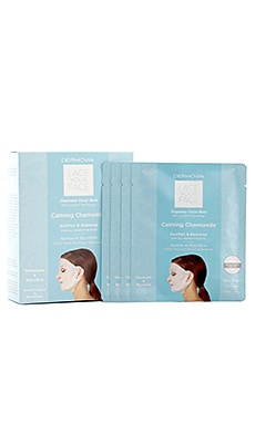 Calming Chamomile Lace Your Face Mask 4 Pack Dermovia $55