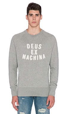 Deus Ex Machina Francis in Grey Marle