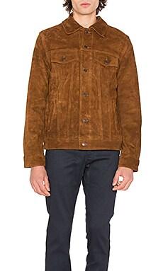 Django Suede Jacket