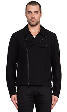 Deus Ex Machina x Reigning Champ Rider Jacket in Black