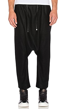 D. Gnak Baggy Pant in Black