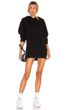 DG Oversized Hoodie Dress DANIELLE GUIZIO $160 BEST SELLER