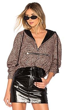 x REVOLVE Zipper Pocket Jacket DANIELLE GUIZIO $182