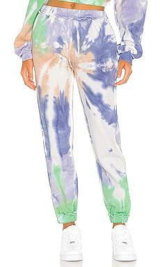 Exposed Seam Fleece Pants DANIELLE GUIZIO $168