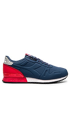 Diadora Titan N in Blue Dark Denim
