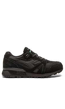 Diadora N9000 NYL in Black