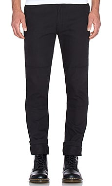Dickies Construct Double Knee in Black
