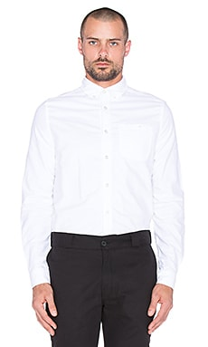 Dickies Construct Standard Oxford in White
