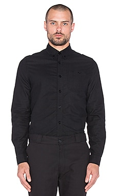 Dickies Construct Standard Oxford in Black