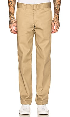 Slim Fit Work Pant Dickies $46