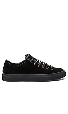 Diemme Marostica Low in Black Chamois