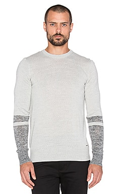 Diesel Motley Sweater in Dark Grey