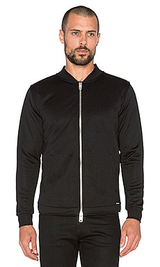 Diesel Hidan Jacket in Black