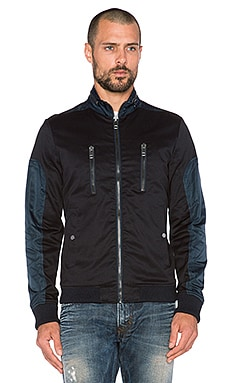 Diesel Madara Jacket 2 in Navy