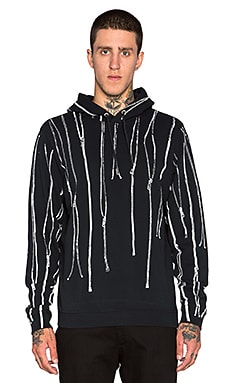 Diesel Splutan Hoody in Black