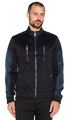 Diesel Madara Jacket in Navy