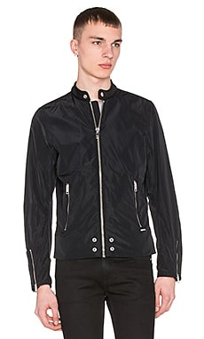 Diesel Edge-Clean Jacket in Black