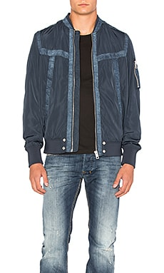 Diesel Presley Jacket in Denim