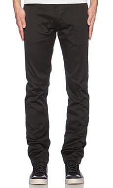 Diesel Chi Tight X Pant in Black