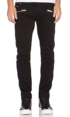 Diesel Jagger Pant in Black