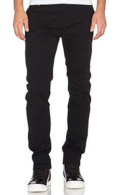 Diesel Chi Shaplow Pant in Black