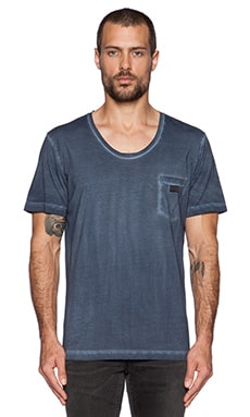 Diesel Kurrilos Tee in Navy