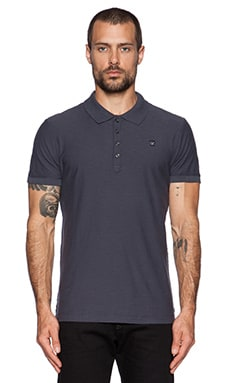 Diesel Hira Polo in Navy