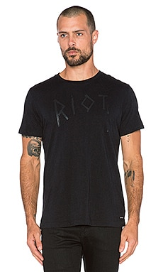 Diesel Mick Tee in Black