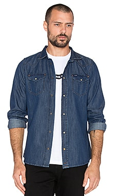 Diesel New Sonora Denim Shirt in Denim