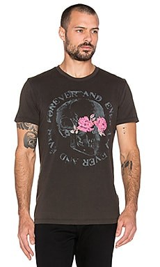 Diesel Isem Tee in Black