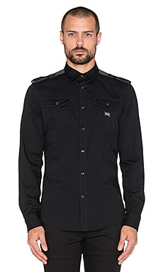 Diesel Koir Shirt in Black