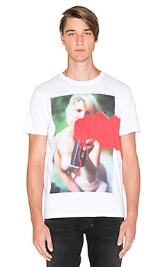 Diesel Joe-G Tee in White