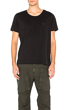 Diesel Kronox Tee in Black