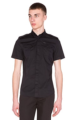Diesel Haul Shirt in Black