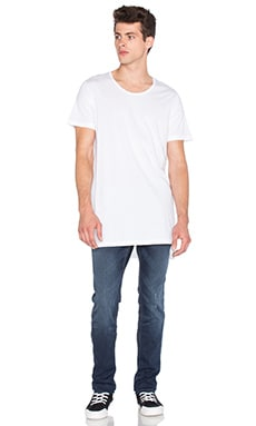 Diesel Marcuso Tee in White