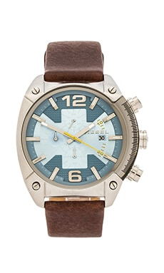 Diesel Overflow 49mm in Blue & Brown