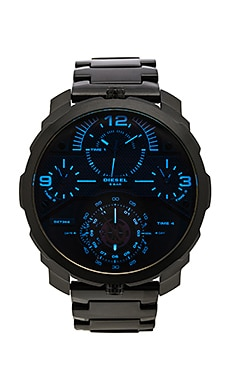 Diesel Machinus 55mm in IP Black