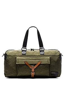 Diesel Whybe Combo M Whybe Duffle in Olive Night
