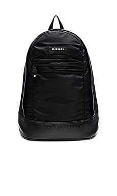Diesel On The Road Twice New Ride Backpack in Black