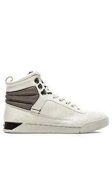 Diesel Tempus Onice Sneaker in White