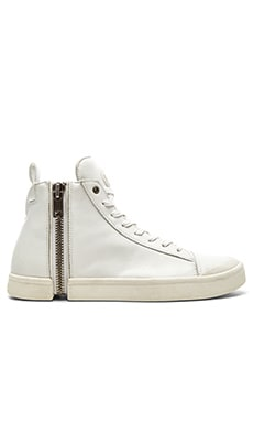 Diesel Zipproundd S Nentish in White